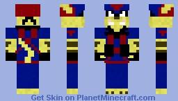 T-Bone = SWAT Kats Minecraft Skin