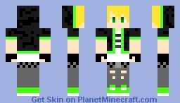 Guy Minecraft Skin