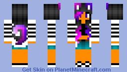 Zaria Minecraft Skin