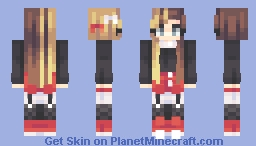 stay with me Minecraft Skin