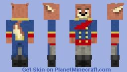 Don Karnage Minecraft Skin