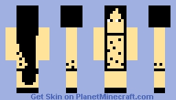 Cookie Minecraft Skin