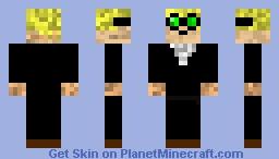 Benjamin Dunn Minecraft Skin