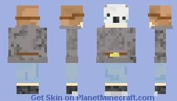 For seblockstian =Extra Dead Inside= Minecraft Skin