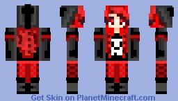 punk rock justin :) Minecraft Skin