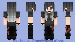 ❃~ rose Minecraft Skin