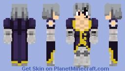 Estarossa nanatsu no taizai Minecraft Skin