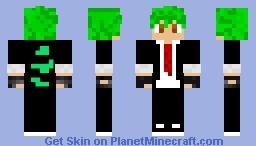 Me in my school uniform Minecraft Skin