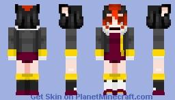 Shadow Minecraft Skin