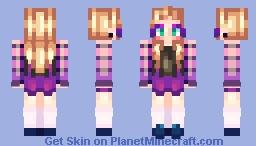 ★♠ค๒คภ๔๏ภ3๔гคเภ♠★ Simplicit Minecraft Skin