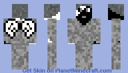 The Fell Minecraft Skin