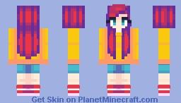 a dispute Minecraft Skin