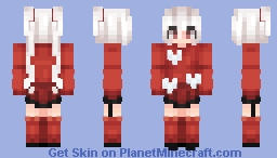 ~❤~Hearts For My Love~❤~ Minecraft Skin