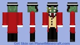 -= Fancy Orc *sips tea* =- Minecraft Skin