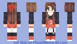 // Micky CE // Rose // Minecraft Skin