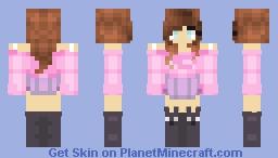 Beverly Minecraft Skin