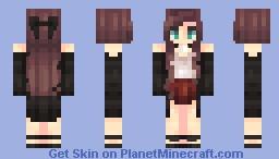 ♡ -Casual Darling- ♡ Minecraft Skin