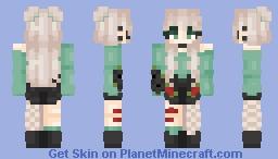 F.R.I.E.N.D.S // Lea CE // Rose Minecraft Skin