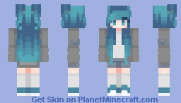 The best way to predict the future is to create it. Minecraft Skin