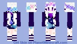 *-Y U N O-* Minecraft Skin