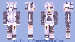 Contest entry // oPlanchettes reshade contest Minecraft Skin