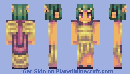 Doves in the Wind Minecraft Skin