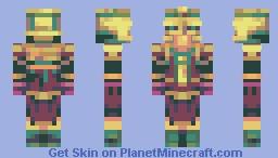 Sun God Minecraft