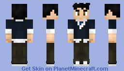 Takeshi Yamamoto (KHR) (1.8) Minecraft Skin