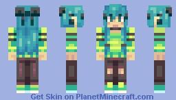 Skin Trade with Angel_15 Minecraft Skin