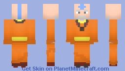 Airbender minecraft skin - Avatar Minecraft Skin