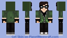 Me but updated Minecraft Skin