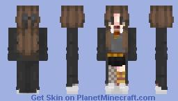 You're A Wizard! Minecraft Skin