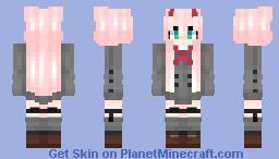 Found you, my darling. Minecraft Skin