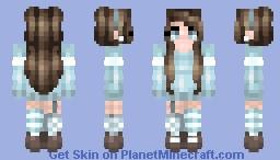 Teardrops // Jadeite Minecraft Skin