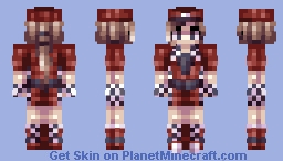 Chatie l Highway [Artistic CE] Minecraft Skin