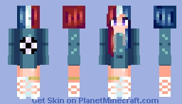 Random ✿ OUI OUI OUI Minecraft Skin