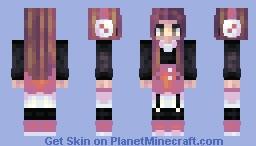 Minnie | Momu's Reshading Contest Entry Minecraft Skin