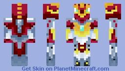 AeroBlitz (Request) Minecraft Skin