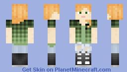 Better MC Alex Minecraft Skin
