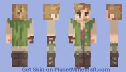 Alfyn Minecraft Skin