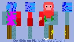 Hornacle Minecraft Skin