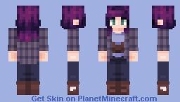 BBPaws Minecraft Skin