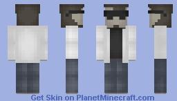 ben lookin fresh Minecraft Skin