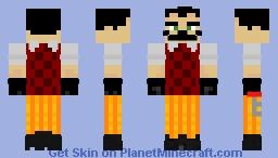 Brian (Hello Brian) Minecraft Skin