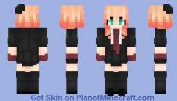 Catherine Ward Minecraft Skin