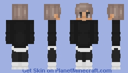 I Have No Life Minecraft Skin