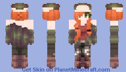 Wendy | Gravity Falls Minecraft Skin