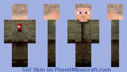 Citizen 2002 Minecraft Skin