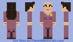 Counselor Deanna Troi Minecraft
