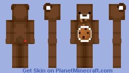 Care Bears - Cookie Bear ¯_(ツ)_/¯ Minecraft Skin